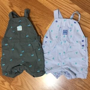 Carter's 6 mo overalls